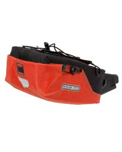 ORTLIEB Seatpost-Bag M Signal red-black