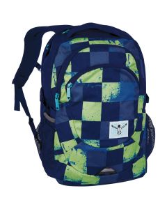 Chiemsee Harvard backpack S17 Swirl Checks