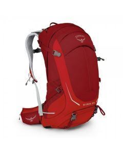 Osprey Stratos 34 II M/L Beet red