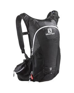 Salomon Agile 12 set Black/iron/white