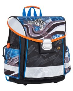 Bagmaster Lim 7 C Black/blue/grey