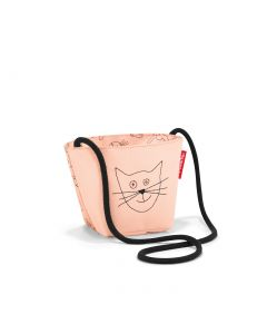 Reisenthel Minibag Kids Cats and dogs rose