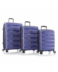 Heys Metallix S,M,L – súprava 3 kufrov