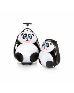 Heys Travel Tots Lightweight Kids Panda – súprava batoha a kufra