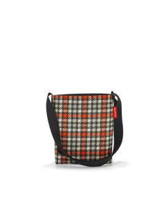 Reisenthel Shoulderbag S Glencheck Red