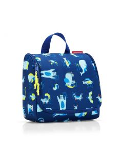 Reisenthel Toiletbag Kids Abc friends blue