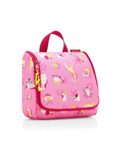 Reisenthel Toiletbag Kids Abc friends pink