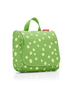 Reisenthel ToiletBag Spots Green