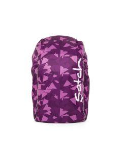 Ergobag Pršiplášť na batoh Satch 2 fialový