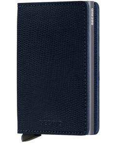Secrid Slimwallet Rango Blue Titanium