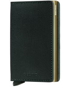 Secrid Slimwallet Rango Green Gold