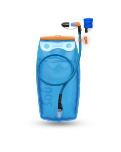 Source Ultimate hydration system 2L Transparent-Blue