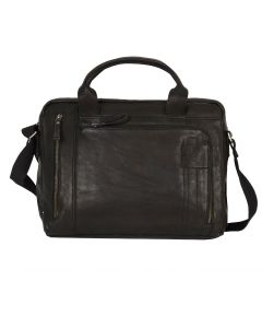 Strellson Upminster Briefbag SHZ Black
