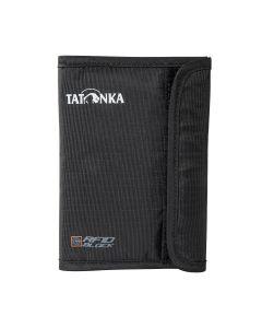 Tatonka Passport Safe RFID B Black