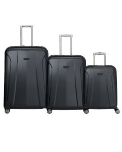 sada skořepinových kufrů Travelite Elbe S,M,L Navy