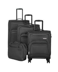 Travelite Kendo 4w S,M,L – súprava 3 kufrov + BB