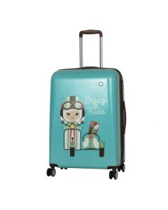 Travelite Lil' Ledy 4w M hardcase