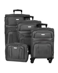 Travelite Orlando 4w S,M,L Anthracite + Board Bag