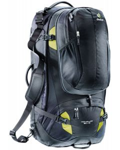 Deuter Traveller 80 + 10 Black-moss