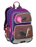 Bagmaster Galaxy 9 B Blue/brown/pink