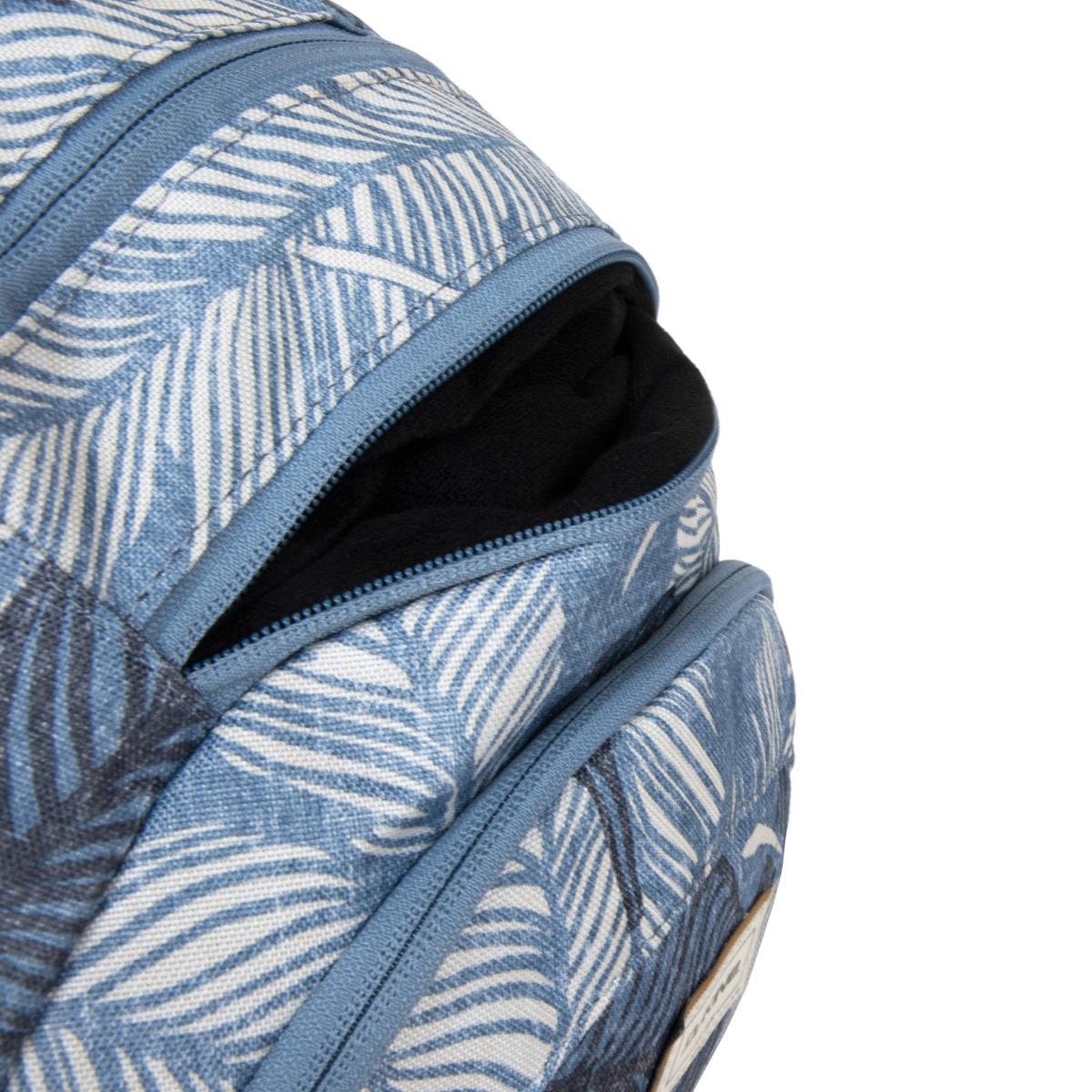 Dakine Garden 20L Breezeway Dakine Garden 20L využijete pri cestách za športom alebo do školy.  - čalúnený oddiel na notebook - malé vrecko na slnečné okuliare vyložené fleecom - bočné sieťované vrecká - organizér v prednom vrecku - čalúnené ramenné popruhy a chrbtový panel