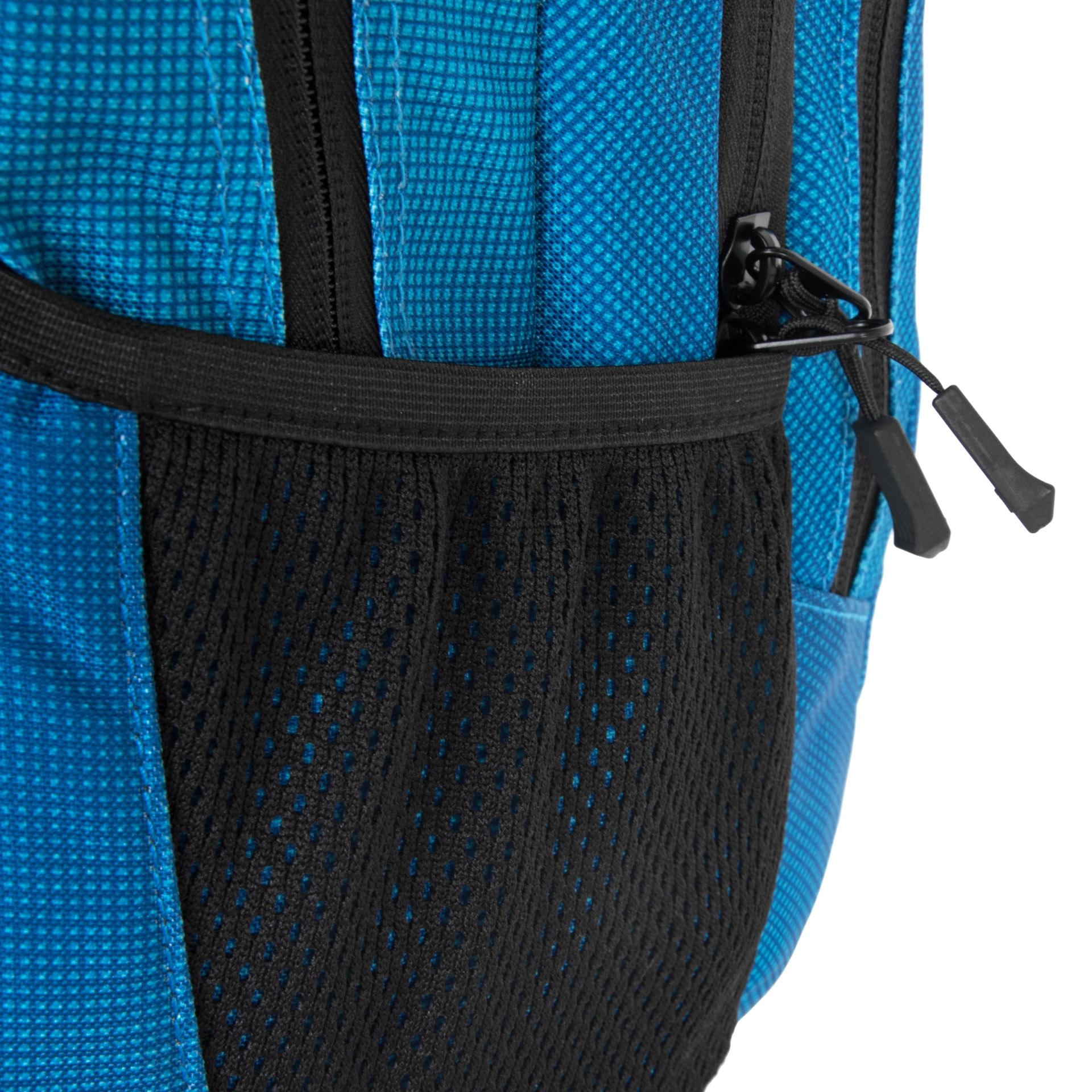 Nitro Chase Blur brilliant blue Originálny batoh Nitro Chase vás nesklame na ceste do školy, do práce ani na výlete za dobrodružstvom.