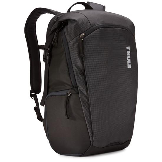 Thule EnRoute Camera Backpack 25 l Black.  samostatný čalúnený oddiel na notebook s veľkosťou až 15,6