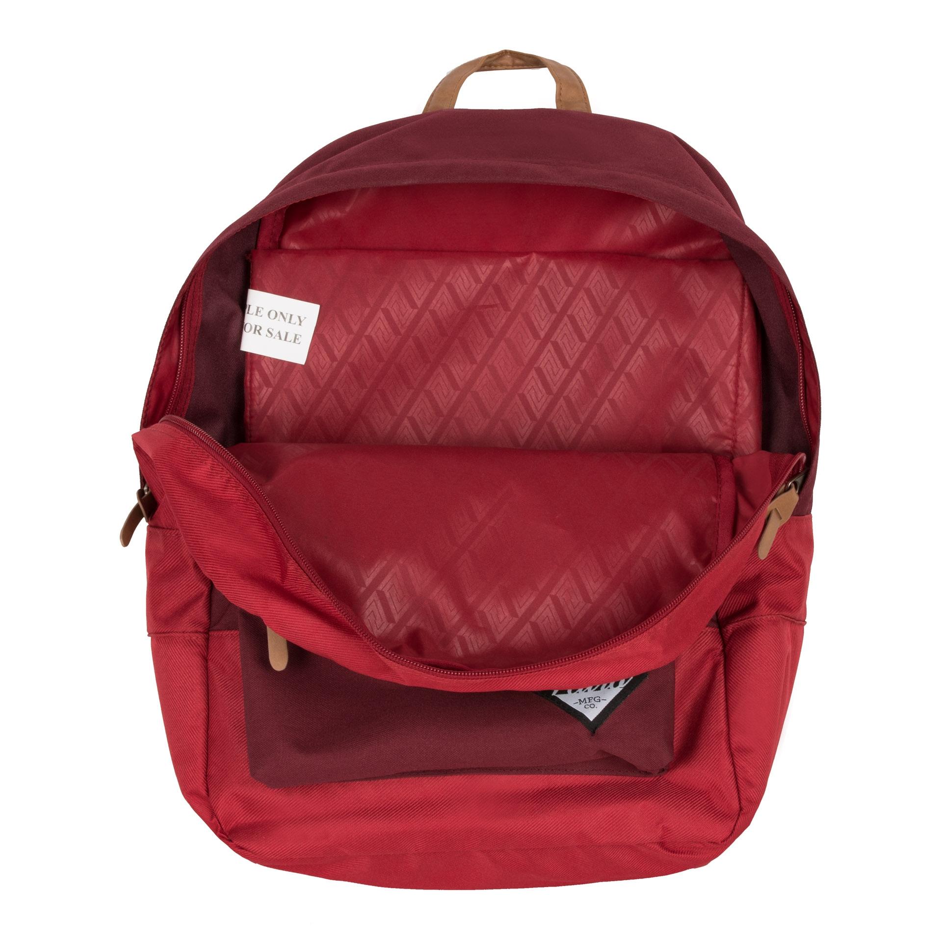 Nitro Urban Classic Chilli Hľadáte batoh menších rozmerov, ktorý by predsa splňoval vaše náročné požiadavky?