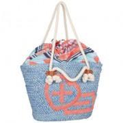 Plážová taška je letnou nevyhnutnosťou