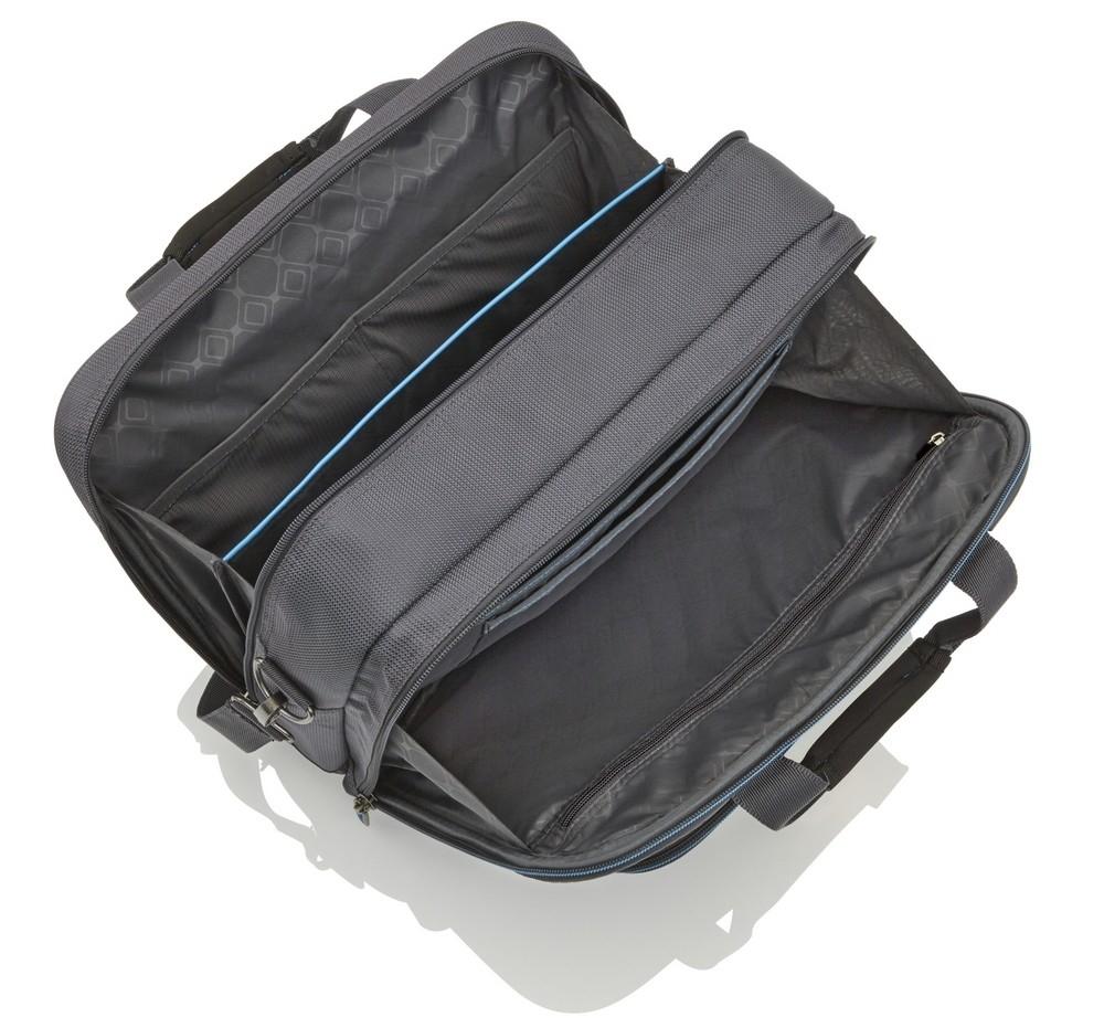 Travelite CrossLITE Board Bag Anthracite