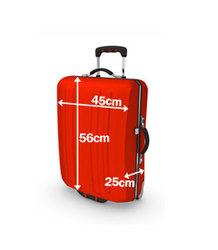 Rozměry palubního zavazadla